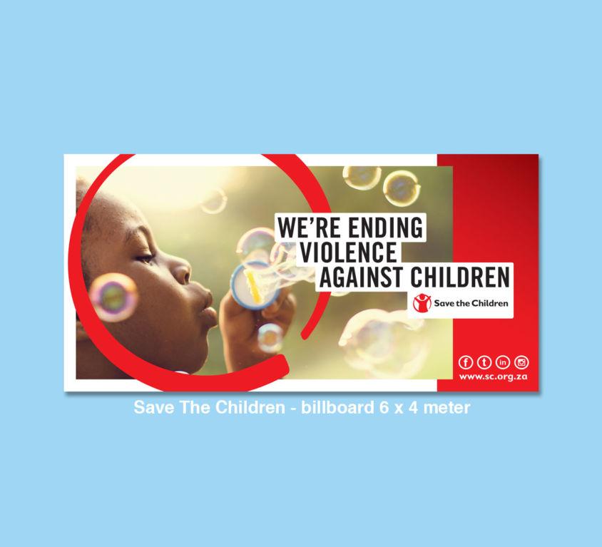SAVE THE CHILDREN SA